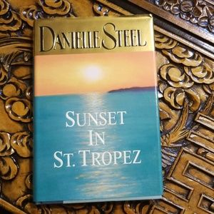 Danielle Steele ~~Sunset In St. Tropez